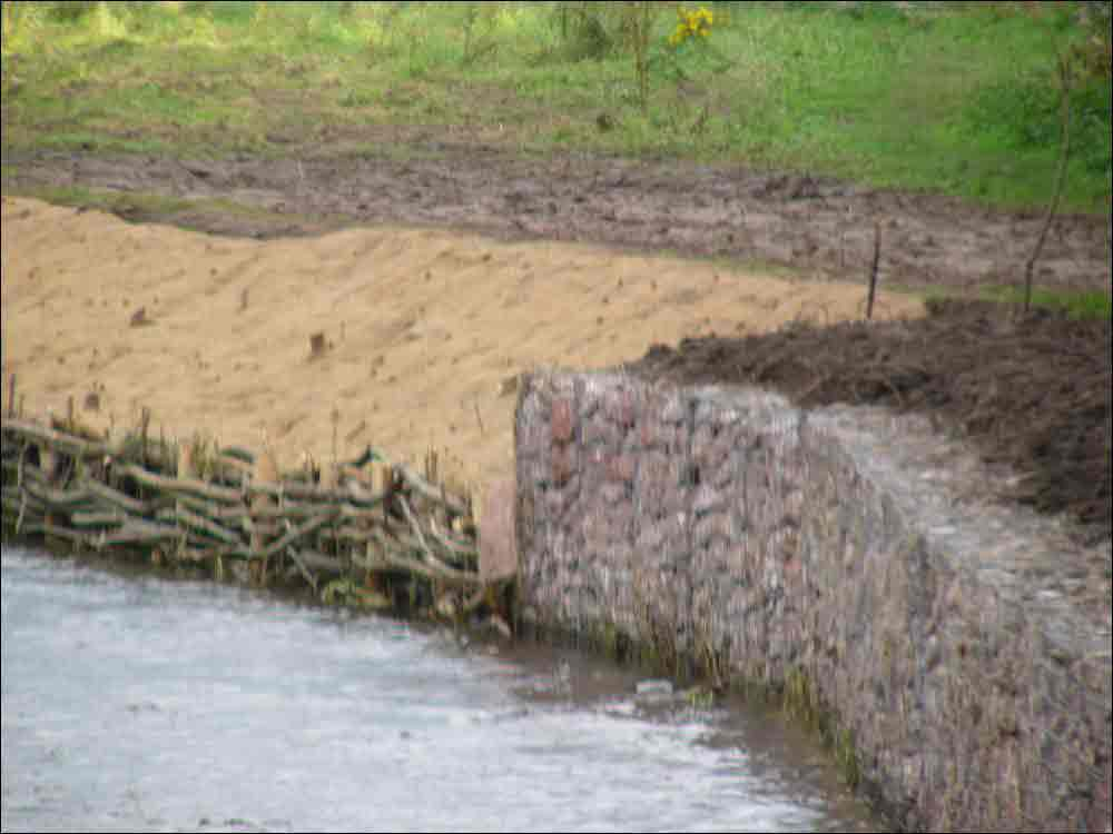 River Bank Repair : Redfa activities